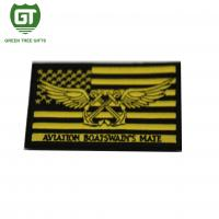 China 3D design Large Iron on Customized Embroidery Patches for clothing on sale