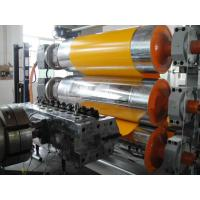 Quality XPE / IXPE Thermal Foaming Plastic Sheet Extrusion Line With Siemens Motor wholesale