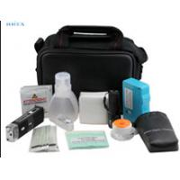 China Custom Fiber Optic Cleaning Kit HR - 780 For Cable Network Cleaning And Maintenance on sale