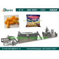 Quality Industrial Corn Puffs Machine / machinery / production line , puff maker machine wholesale