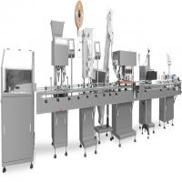 Quality Capsule Counting Automatic Packaging Machine Filling Capping And Labeling Machine wholesale