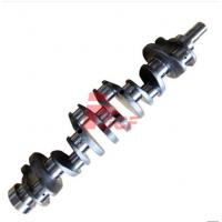China CAT 3306 Forged Crankshaft 4N7696 With Caterpillar Excavator 6 Cylinder Engine Parts on sale