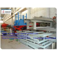 China Fully Automatic Mgo Board Equipment For Mgo / Mgcl / Fiber Glass Mesh Raw Material on sale