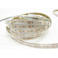 Quality 24V Rgb Waterproof Flexible Led Strips With DC Head Fast Heat Dissipation wholesale