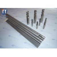 Quality Polished Wolfram Tungsten Rod Stock / Solid Carbide Rods High Toughness wholesale