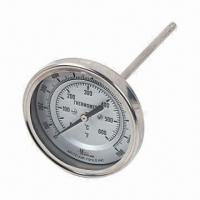 Quality Thermometers, Made of Stainless Steel, for Industrial Use wholesale