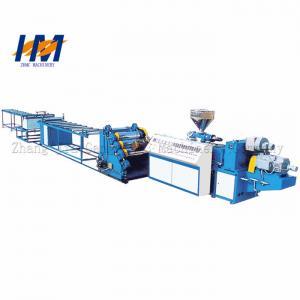 Quality Plastic PET Sheet Extrusion Line 300-2500mm Width PLC Program Control wholesale
