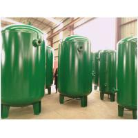 Quality ASME Certificated  Compressed Air Storage Tank Low Pressure Vertical Orientation wholesale