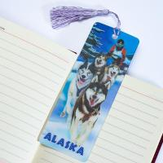 Quality PET Material 3D Animal Bookmarks 3D Lenticular Bookmark CMYK Printing wholesale