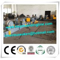 Buy cheap pipe turning positioner pipe welding rotator, Pipe welding rotator turning roll product