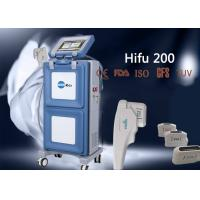 Cheap High Intensity Focused Ultrasound Vertical Equipment For Wrinkle Removal Treatment for sale