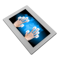 Quality 4.3in I2C TFT Touch Screen Panel MCU LCD Display Module With PCB Board wholesale