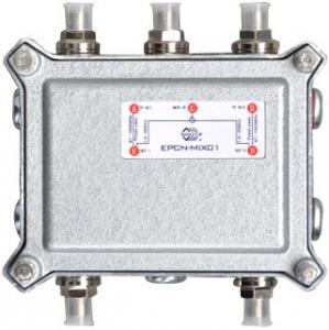 Quality EPCN-MX01 EOC Equipment / EOC CATV Mixer Signal Hum Ratio ≥66dB db wholesale
