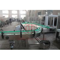 Quality Industrial Filling Capping And Labeling Machine With Belt Conveyor System wholesale