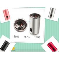 Quality Rechargeable E Cigarette Ultrasonic Cleaner Easy To Carry Round Border wholesale