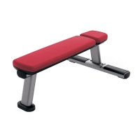 Quality Stable Stand Gym Fitness Equipment Dumbbell Flat Bench Soft Foam Cushion wholesale