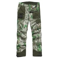 Buy cheap Screen Printing Softshell Hunting Camo Pants Custom Size Desert Camo Trousers from wholesalers
