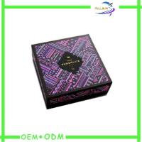 China Custom Fancy Luxury Candy Packaging Boxes Empty Chocolate Box on sale