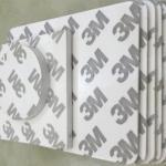 Quality Acrylic foam tape with multi shape wholesale