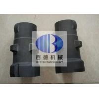Quality High Strength Silicon Carbide Pipe / Silicon Carbide Tube SiSiC Material wholesale