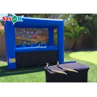 China Wholesale Interesting Outdoor Inflatable Shooting Game Archery Tag Targets, Inflatable Sport Games Hoverball Archery on sale