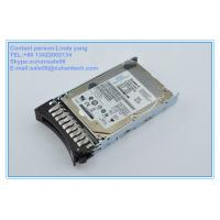 China 90Y8872 600GB 10K 6G/s SAS server hard drive on sale