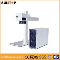 Quality Small fiber laser marking system for Jewelry inside and outside marking wholesale