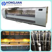 Quality Complete Galvanic Line Nickel Copper Chrome Plating Tank Dechroming Degreasing Machine for Gravure Cylinder Making wholesale