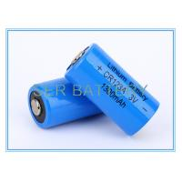 Quality Camera Shaver Limno2 Battery , 1500mAh Lithium Battery Cells CR17335 CR123A 3.0V wholesale
