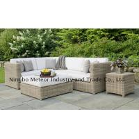 China high quality rattan garden furniture outdoors furniture resin rattan furniture on sale