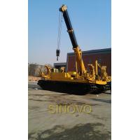 Quality Pipelayer Machine TSDY38 , Pipeline Construction Machinery To Transport Steel Pipe wholesale