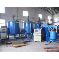Buy cheap Furniture Beds Bra Sponge Foam Mattress Semi-auto PU Making Machine Line from wholesalers