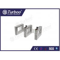 Quality Durable Pedestrian Barrier Gate Automatic Bidirectional Face Identification wholesale