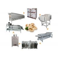 Quality Automatic Cashew Processing Machine Low Energy Consumption Eco - Friendly wholesale