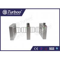 Quality Mechanical Swing Speed Gate Turnstile Full Automatic Access Control Turnstiles wholesale