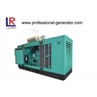 Quality Three Phase Open Type Generator 440/500kVA  with Air-cooled 448kw Diesel Engine wholesale