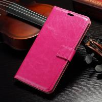 Quality Heavy Duty Cell Phone Leather Wallet Case For Asus Zenfone 2 Shock Resistant wholesale