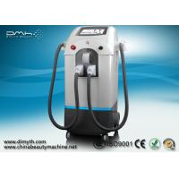 Quality SHR IPL Beauty Equipment Optimized Pulse Fast Painless For Hair Removal / Skin Rejuvenation wholesale