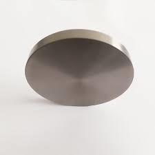 Quality 99.6% Zirconium Alloy Disk wholesale