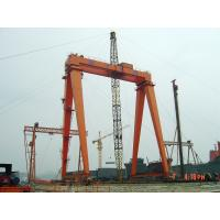 Quality OEM Remote Controlling Gantry Shipyard Cranes For Granite Industry wholesale