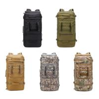 China Small Moq Outdoor 600d Oxford Tactical Hiking Travelling Bag For molle gear backpack for sale