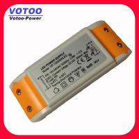 Quality 12W LED Light Power Supply 12V AC-DC Constant Voltage LED Driver wholesale
