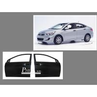 China Left And Right Car Door Replacement Hyundai Accent Front Door Panel 2012 on sale