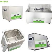 Quality Stainless Steel Tray And Cover Heater And Timer Digital Ultrasonic Cleaner wholesale