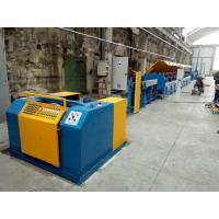 Quality Automated Copper Wire Drawing Machine , Horizontal Welding Rod / Wire Nail Making Machine wholesale