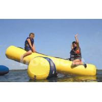 Quality 0.9mm PVC Fabric Inflatable Water Totter / Inflatable Floating Seesaw wholesale