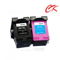 Quality 901 / 901XL ink  cartridge for HP Officejet J4580, J4660 and J4680 printers wholesale