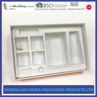 China HEIDEL Product Packaging Boxes , Printed Cosmetic Boxes With Compartment on sale