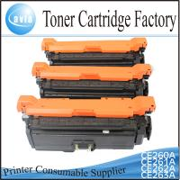 Cheap High Quality Toner Cartridge CE260A Series for HP Color LaserJet CP4020/4025/4520/4525 for sale