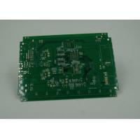 Quality 4 Layer PCB Board Fabrication with IC BGA Gold Finish FR4 Board wholesale